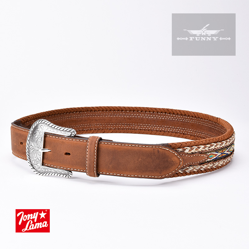 Republic Unisex Genuine Leather Belt