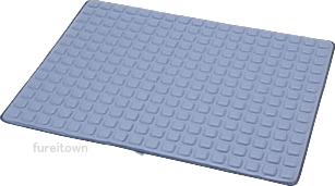 ベッド用減圧マット (大)71x91cm