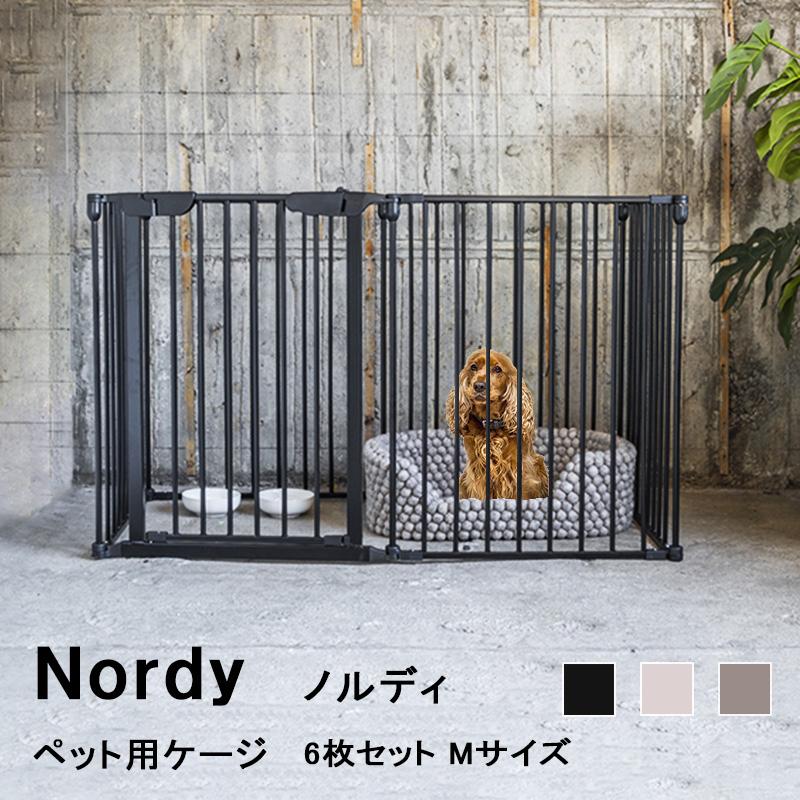 【レビュー報告で冷感タオルプレゼント】【予約】犬ケージ 6枚セット ハイタイプ