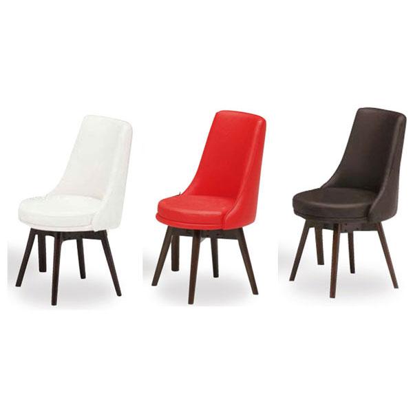【エントリーでポイント10倍以上!】 ダイニングチェア 椅子カラータイプ3色組み立て式「ロイズ」 送料無料