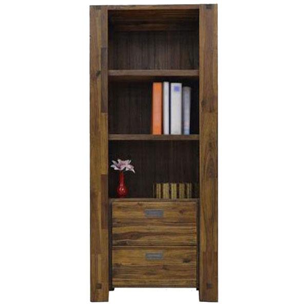 書棚 本棚 フリーボード 75cm幅飾り棚 完成品ダメージ仕上げ 送料無料 開梱設置