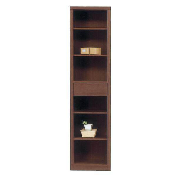 本棚 書棚 国産 45cm幅ブックシェルフカラー対応2色完成品 送料無料