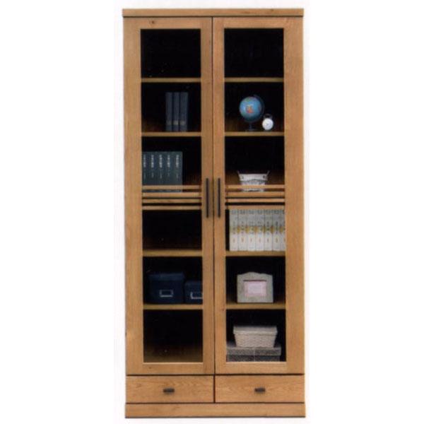 送料無料 開梱設置本棚 書棚 フリーボードハイタイプ 完成品 80cm幅