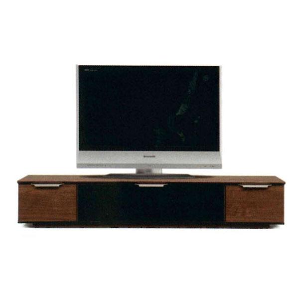 日本製 国産 テレビボード TVボード テレビ台ローボード 2色対応 180cm幅「ボビー」 開梱設置 送料無料
