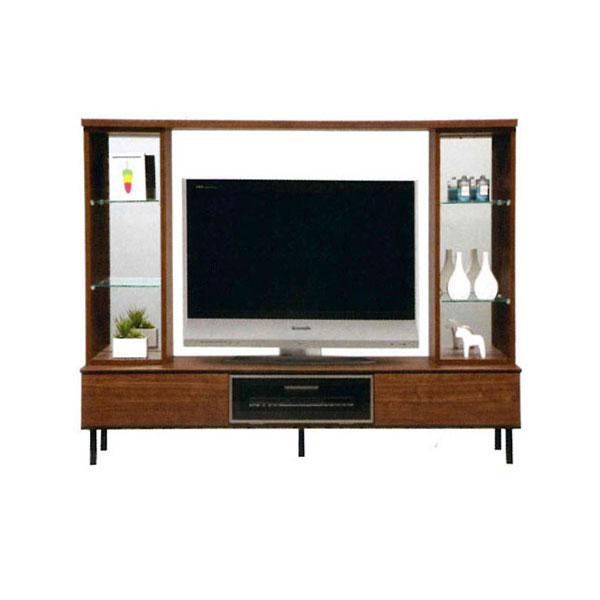 日本製 国産 テレビボード TVボード テレビ台ハイタイプ 180cm幅「クオーレ」 開梱設置 送料無料