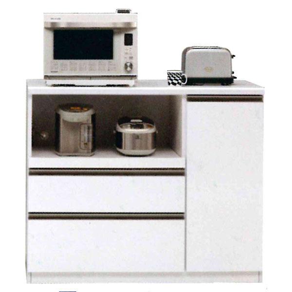 \ポイント増量&お得クーポン/カウンター キッチンカウンター 完成品120cm幅 「ステルス」 カラー対応3色オープンタイプ 開梱設置 送料無料