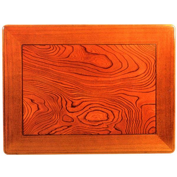 【国産品】 天然木ケヤキ突板硬質ウレタン仕上げ150cm角 天板 『こたつ板・ケヤキ』送料無料
