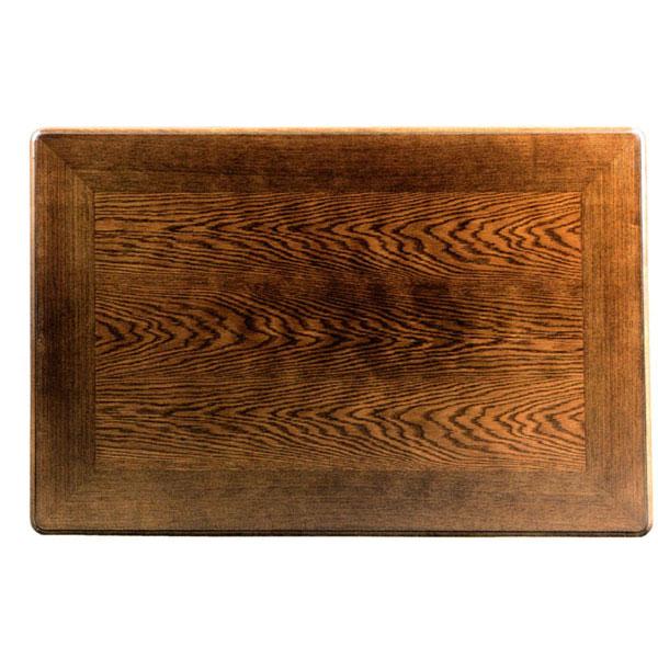 【ポイント増量&お得クーポン】 【国産品】 天然木ナラ突板硬質ウレタン仕上げ80cm角 天板 『こたつ板・ナラ』送料無料