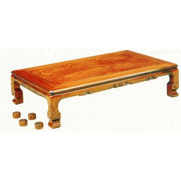 120cm幅 家具調こたつ 松平季節家電 暖房器具国産品 天然木ケヤキ材 送料無料