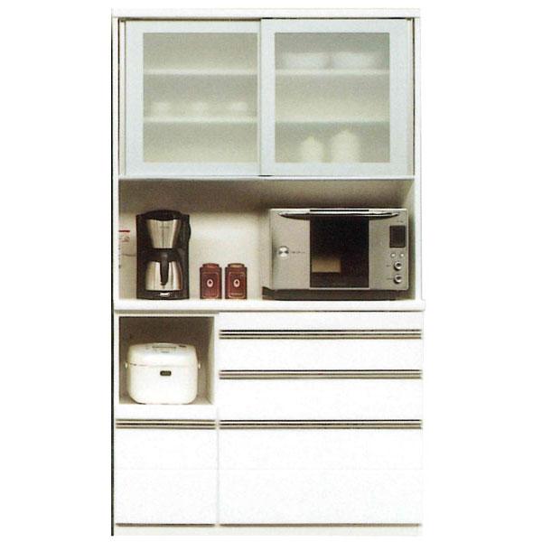 キッチンボード 120cm幅 レンジボード国産 開梱設置 送料無料