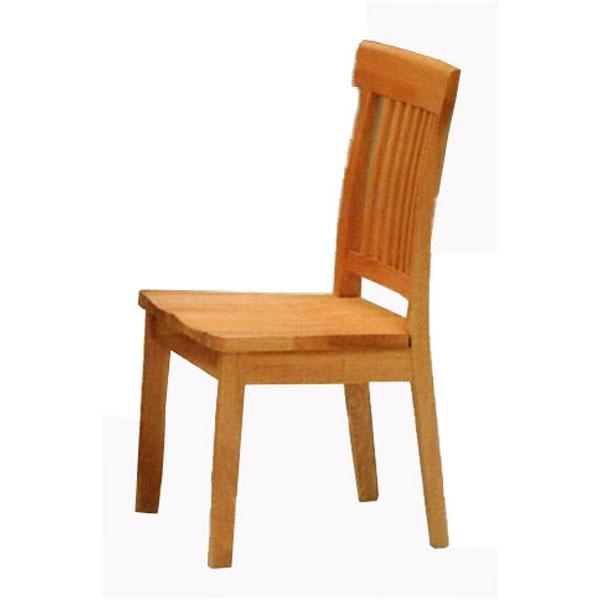 【ポイント増量&お得クーポン】 ダイニングチェアー 天然木肘無しチェア 椅子 完成品2脚セット 送料無料