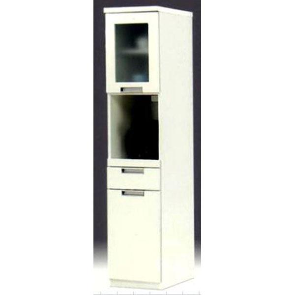 隙間食器棚 スリムボード40cm幅 「スリート40C」送料無料