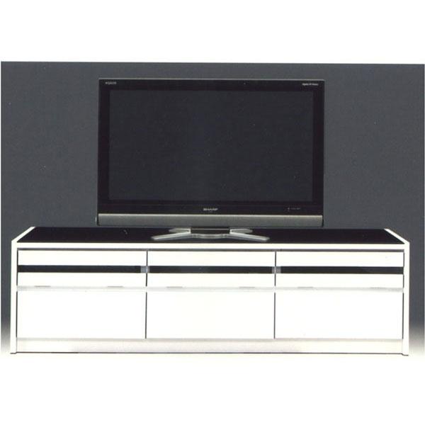 テレビボード ロータイプ完成品 150cm幅 「スリート」開梱設置 送料無料