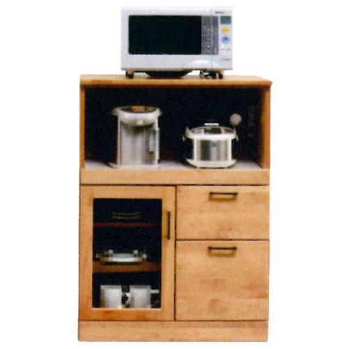 カウンター ダイニング収納 キッチンカウンター「ラパン2 76カウンターB型」76cm