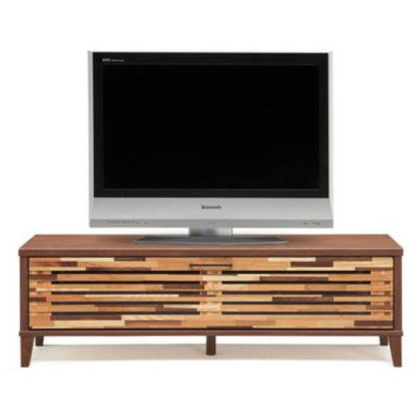 【送料無料 開梱設置】 テレビボード TVボード ロータイプ完成品 150cm幅 「ニューガラ」 ※11月中旬入荷予定