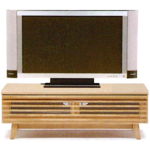 【送料無料】 ローTVボード TVボードテレビボード テレビ台「皐月」 100cm幅 2色対応