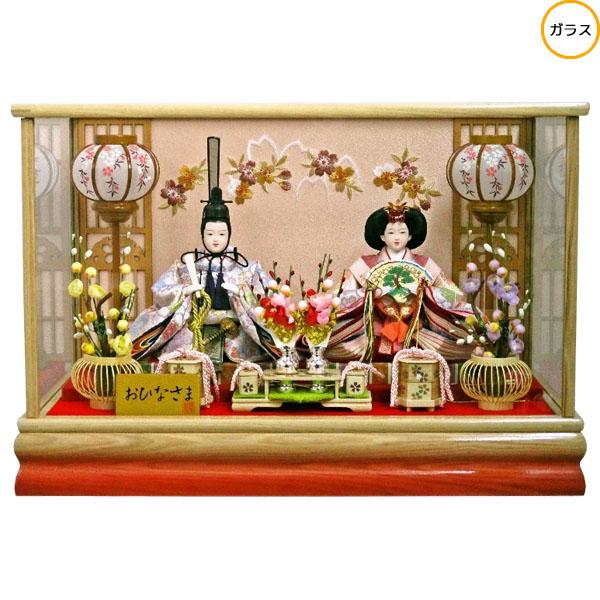 【超目玉】 【ポイント最大33倍!&お得クーポン】 雛人形 衣装着人形 ひな人形 衣装着人形 ひな人形 ガラスケース親王飾り 18-2-35 親王ケース飾り 18-2-35 送料無料, キハチオンラインショップ:94fd2c0d --- canoncity.azurewebsites.net