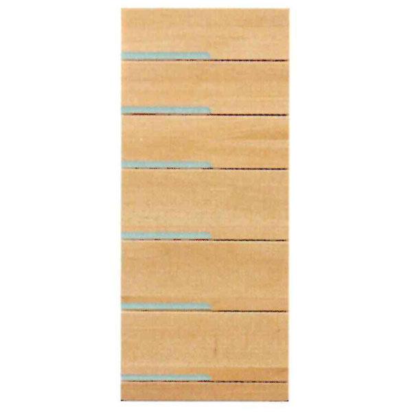 チェスト ハイチェスト タンス 完成品53cm幅 「トレヴ」 取っ手8色対応送料無料