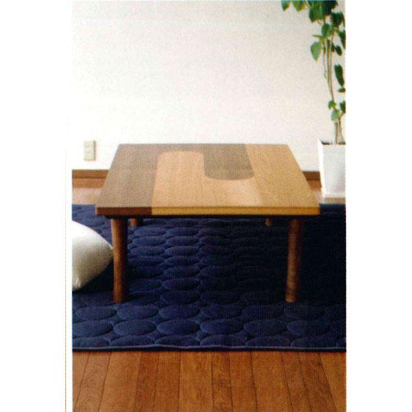 デザイナーズコラボ商品 こたつ コタツ テーブル 家具調120cm幅 「CORSO」国産 送料無料 代引き不可