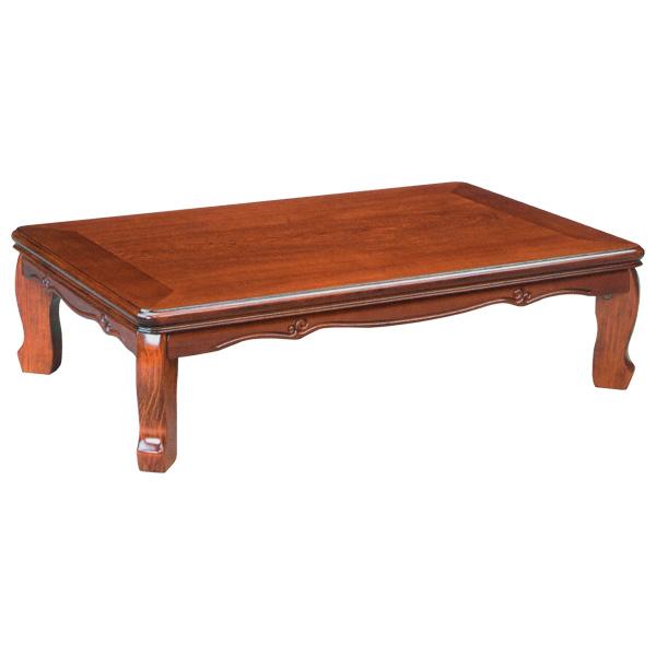 代引き不可 代引き不可 国産 テーブル 座卓 折脚150cm幅 「新弥生」国産 送料無料