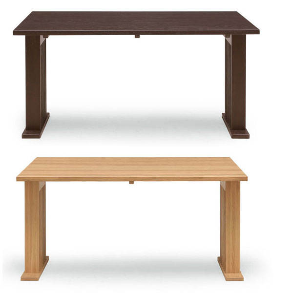 テーブル ダイニングテーブル 140cm ホワイトオーク無垢材 「アルベロ」 送料無料