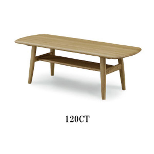 \ポイント増量&お得クーポン/ テーブル センターテーブル120cm幅 「サリー」送料無料