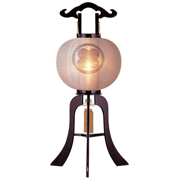 お盆には、故人を偲んで盆提灯を飾りましょう。 \ポイント増量お得クーポン/ 盆提灯 大内行灯 絹張行灯 ワイン無地 11号木製 風鎮付 電気式 絹張 二重絹 家紋入れサービス