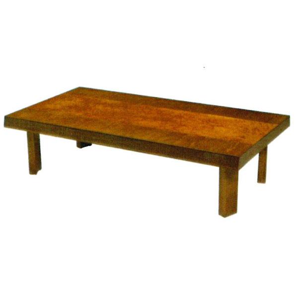 テーブル 長方形 座卓折れ脚 150cm幅「舟隠し」 国産 送料無料