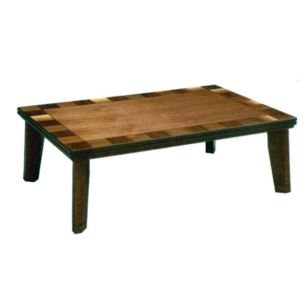 こたつ コタツ テーブル 家具調120cm幅国産 「囲み」 送料無料