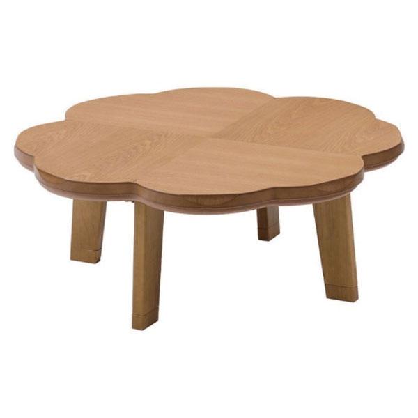 【ポイント増量&お得クーポン】 こたつ コタツ テーブル 家具調100cm幅 「ニュークローバー」国産 送料無料
