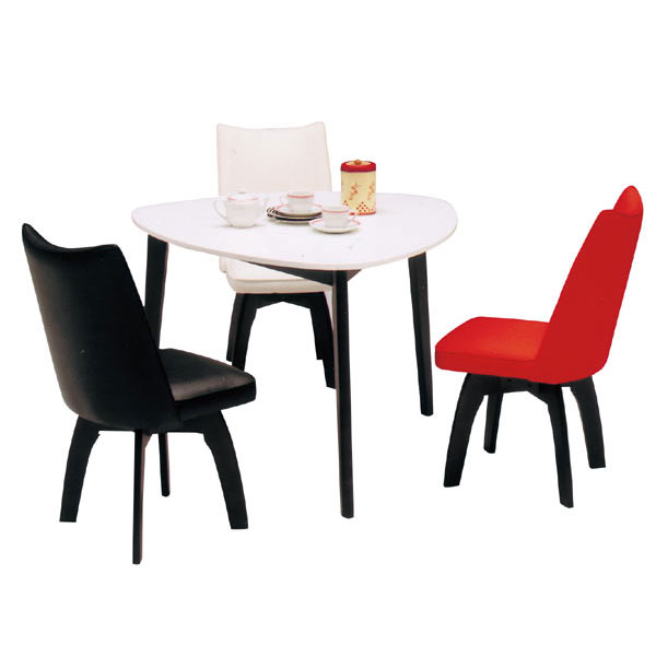 【4/9~ポイント増量&お得クーポン】 組立します 送料無料 開梱設置ダイニングセット テーブル2タイプ【エスプレッソ】 椅子カラー対応4色4人用 4点セット※椅子ブラック色品切