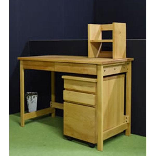 デスク 机 学習机 100デスク天然木 パイン材「ドルチェ」 送料無料 開梱設置