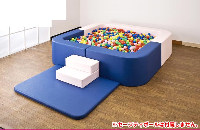 【ボールプール ベビー マット】 ボールプール セット2(日本製) 【キッズコーナー マット 日本製 】