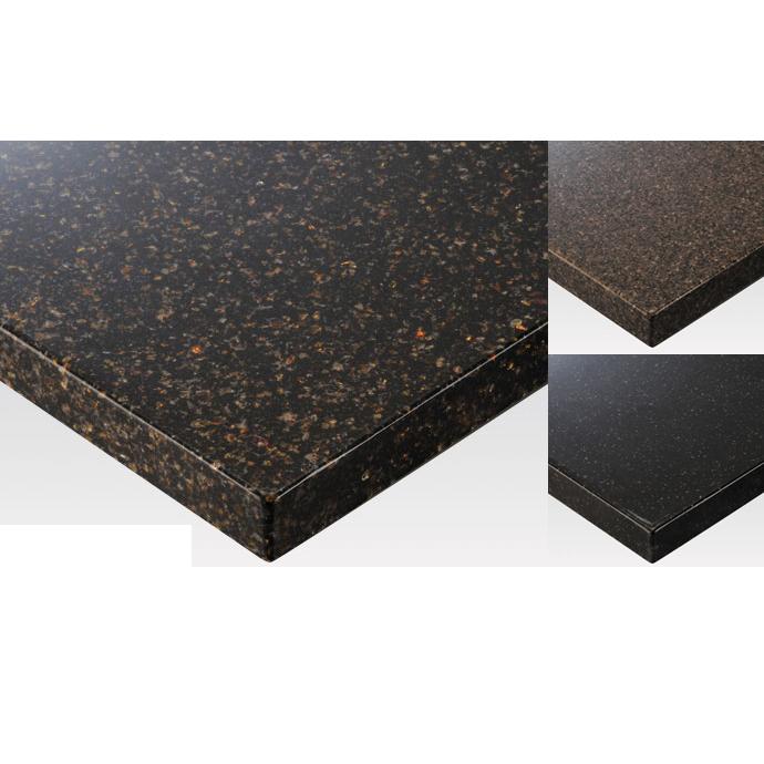 【 テーブル天板のみ 】テーブル天板 人工大理石 フレームなし T-0076 W600×D600×t30 【 テーブル天板 パーツ 机 DIY 】