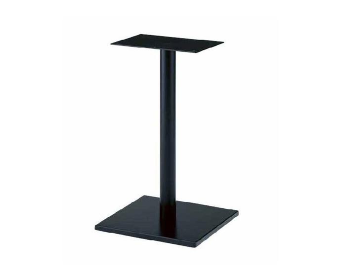 【テーブル脚をパーツで販売 】 テーブル脚 角脚 [クレス](ES-SI/BL 400)テーブル用脚 【ワークス】