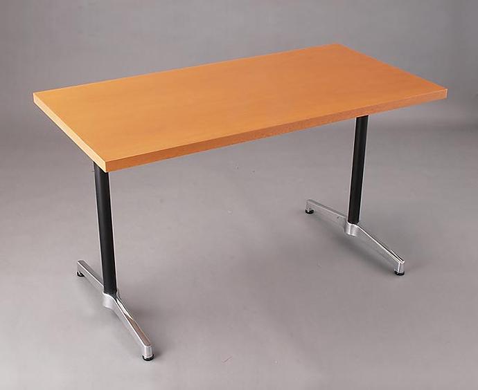【はこぽす対応商品】 カフェテーブル W1200(脚:T-3)【組立式】テーブル オーク突板 木ブチ仕上げ 木ブチ仕上げ オーク突板 W1200(脚:T-3), 質屋かんてい局:d688820c --- canoncity.azurewebsites.net
