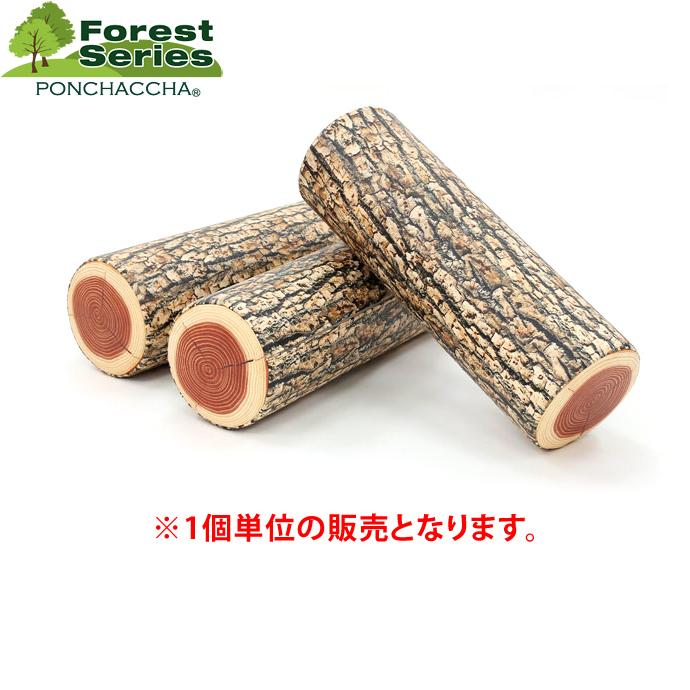クッション フォレストシリーズ 丸太クッション(太)(1個)  クッション 木目調 デザイン おもしろ クッション ウッドデザイン 日本製