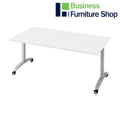 ロンナ 会議テーブル NN-1509TKR W4/M4(オフィス 事務所)