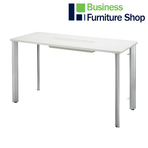 ハイテーブル YE-H1875 ホワイト(オフィス 事務所)
