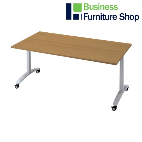 ロンナ 会議テーブル NN-1509TKR T2/M4(オフィス 事務所)