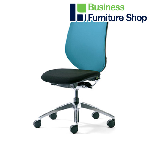 事務イス ジロフレックス 313-4039RPS LB パソコンチェア デスクチェア 椅子 (オフィス 事務所)