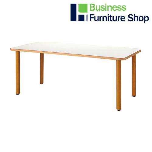 福祉用木製テーブル MT-1890 W(オフィス 事務所)