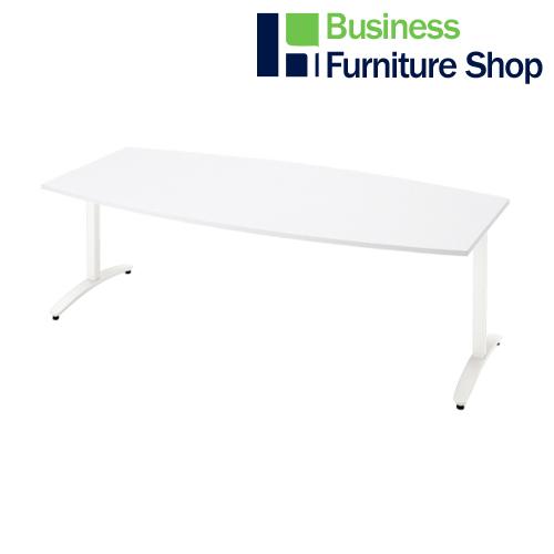 ロンナ 会議テーブル NN-2110TAB W4/W4(オフィス 事務所)