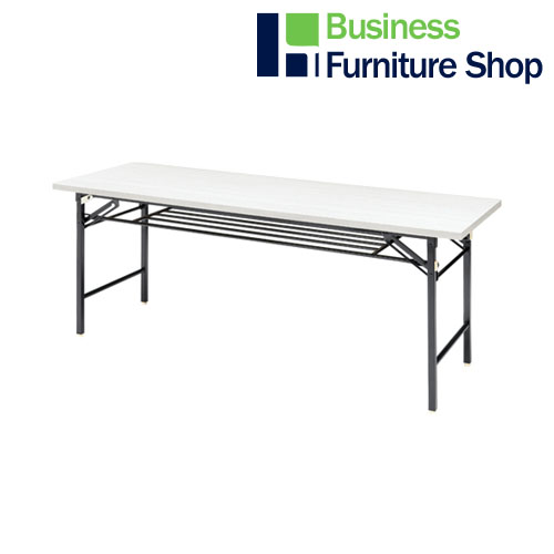 脚折りたたみテーブル SA-MS1860G(オフィス 事務所)