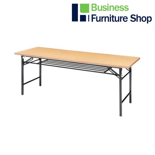 脚折りたたみテーブル SA-MS1860NA(オフィス 事務所)