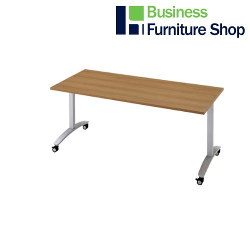 ロンナ 会議テーブル NN-1507TKR T2/M4(オフィス 事務所)