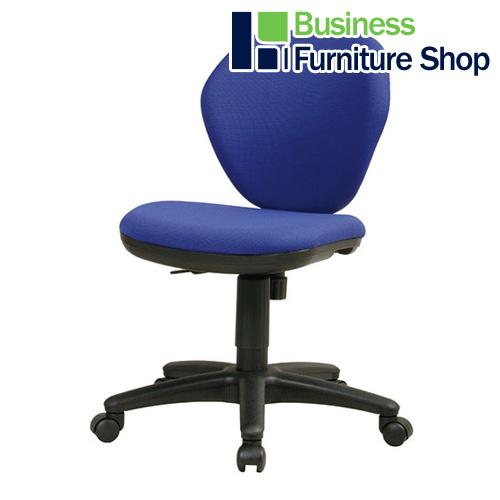 【超特価SALE開催!】 事務イス K-921(BL) ブルー パソコンチェア デスクチェア 椅子 (オフィス 事務所), atmack*家具 雑貨 事務用品 ee178bfc