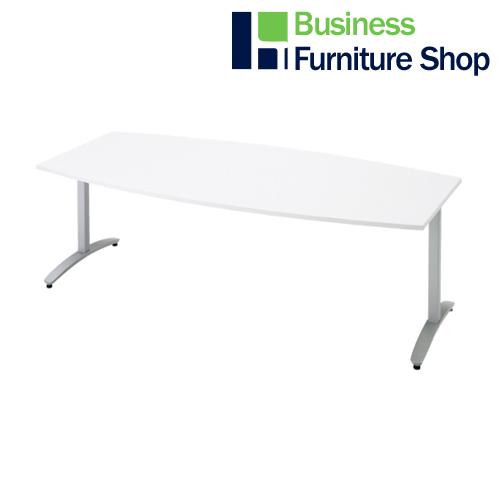 ロンナ 会議テーブル NN-2110TAB W4/M4(オフィス 事務所)