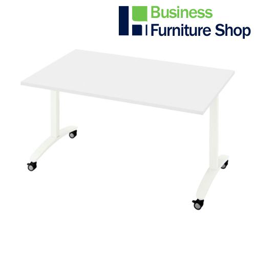ロンナ 会議テーブル NN-1209TKR W4/W4(オフィス 事務所)