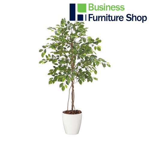 人工樹木 フィッカスベンジャミナ 90832(オフィス 事務所)